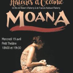Histoires d'Océanie : Moana, a romance of the golden age